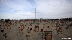 BBC Brasil - Notícias - Média de homicídios no Brasil é superior à ...