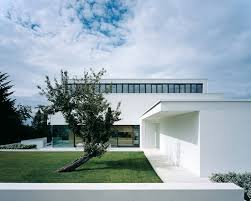 Modern Home Design Germany by Villa Awesome Home Exterior Design With White Color And Green