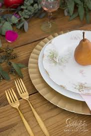elegant table centerpiece french country decorating shabbyfufu