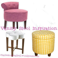 Vanity Stools With Wheels Best Image Of Makeup Vanity Chair All Can Download All Guide And