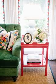 Floral Couches Peppermint Bliss Designed Home Tour Peppermint Bliss Peppermint