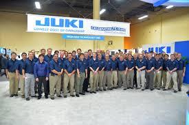 juki u0027s complete line solutions concept peaks interest at apex