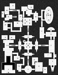 b u0026w dungeon maps page 7 creative commons licensed maps