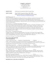 resume format objective resume examples amazing 10 best college golf resume template resume examples college golf resume template objective education related work history golf experience references available