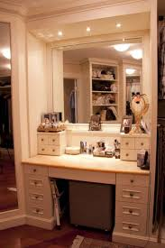 makeup vanity ikea malmty mirror lights and stool also from make