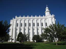 St. George Utah Temple