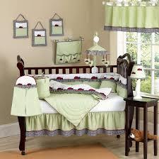 nursery cute and smooth ladybug crib bedding for sweet nursery