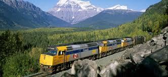 VIA Rail Train Tickets ACP Rail