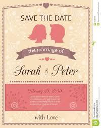Editable Wedding Invitation Cards Free Save The Date Wedding Invitation Card Royalty Free Stock Photo