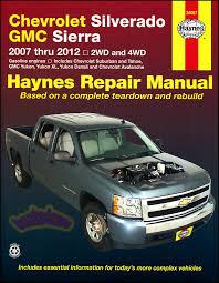 chevrolet silverado shop service manuals at books4cars com