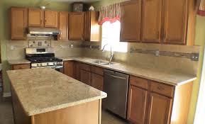 granite countertop kitchen cabinet handles uk install tile