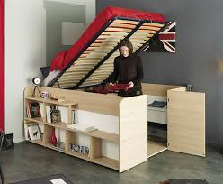 How To Build A Full Size Platform Bed With Drawers by Clever Bed Designs With Integrated Storage For Max Efficiency