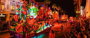 Orlando Universal Studios Map by Orlando Event Universal Orlando U0027s Mardi Gras International Drive