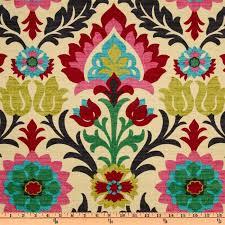 Home Decor Fabric Sale Waverly Santa Maria Desert Flower Discount Designer Fabric