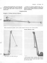 John Deere 7100 Planter by John Deere 7100 8rw And 12rn Folding Max Emerge Planter Manual