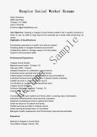 Social Worker Resume Objective  work resume objective  social     happytom co