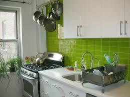 Green Tile Backsplash by 19 Best Green Tile Images On Pinterest Glass Subway Tile Glass