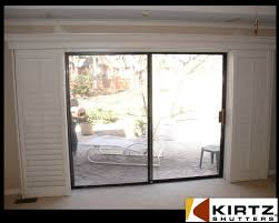 Home Depot Shutters Interior by Sliding Door Shutter Image Collections Door Design Ideas