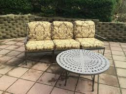 Best Time To Buy Patio Furniture by Used Outdoor Furniture Ebay