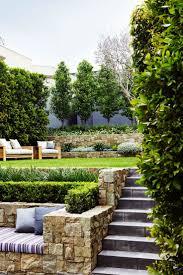 Best  Terraced Landscaping Ideas On Pinterest Rock Wall - Landscape wall design