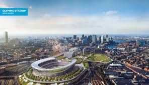 boston 2024 releases its revised olympic bid wbur news