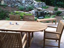 Discount Teak Furniture Choosing Teak Tables And Furniture Six Ways To Spot Quality
