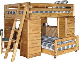 Best  Cheap Bunk Beds Ideas On Pinterest Cheap Daybeds - Kids bunk bed with desk