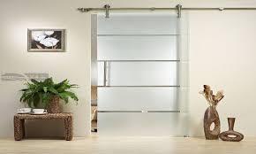 Interior Frameless Glass Door by Barn Door Interior Images Interior Doors Barn Style Gallery Glass