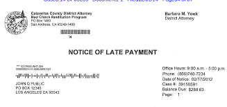 debt collectors paying to use prosecutors u0027 letterheads to get