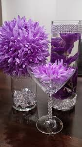 Purple Floating Candles For Centerpieces by Diy Wedding Decorations Positano Wedding Art And Diy