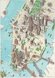 Map New York City by Manhattan New York Map New York U2022 Mappery Cartography