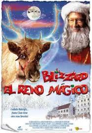 Blizzard, El Reno Magico