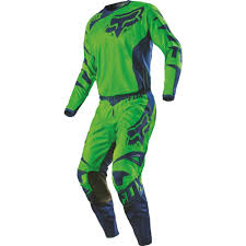 green motocross boots fox racing 2016 youth 180 race jersey and pant package flo green