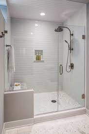 Tile Design For Bathroom Best 25 Glass Tile Bathroom Ideas Only On Pinterest Blue Glass