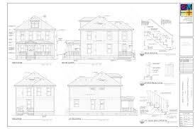 Plan Set Sample Plan Set Gmf Architects House Plans Gmf Architects