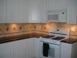 Kitchen Marble Backsplash Tumbled Marble Backsplash New Jersey Custom Tile