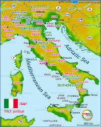 Italy Region Map by Map Of Italy Map In The Atlas Of The World World Atlas