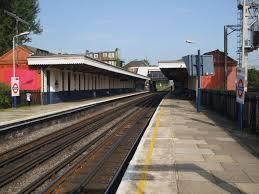 North Wembley station