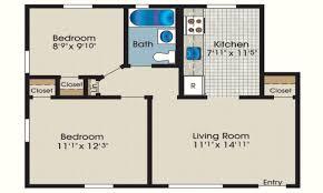 average 2 bedroom apartment square footage memsaheb net
