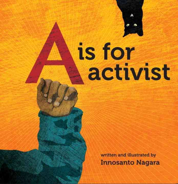 Front cover of A is for activist