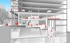 architects are designing parking garages that can convert into