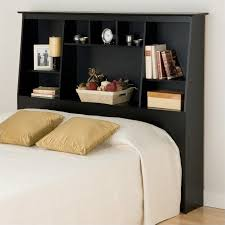 remarkable full size storage bed with bookcase headboard bookcase