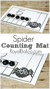 Halloween Preschool Printables 17 Best Images About Holiday Halloween On Pinterest Spider Webs
