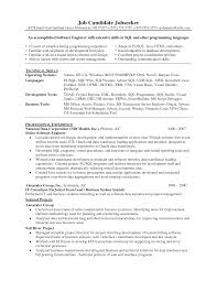 Best Java Developer Resume by 100 Best Engineering Resume Template Job Application Letter