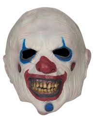 clown masks for halloween party superstores