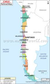 Political Map Of Latin America by Political Map Of Chile Books Worth Reading Pinterest Chile