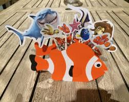 Finding Nemo Centerpieces by Nemo Centerpiece Etsy