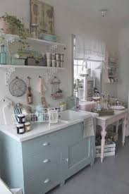 Shabby Chic Kitchen Cabinet 37 Shabby Chic Kitchen Cabinets On A Budget New Kitchen Style