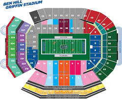 Neyland Stadium Map Uf Stadium Seating Map Image Gallery Hcpr