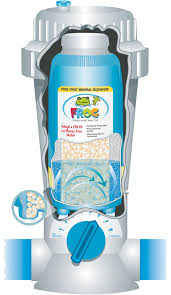 pool frog 5400 mineral water pool system king technology